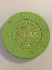 PALMS POKER NCV Casino Chip Las Vegas Nevada 3.99 Shipping