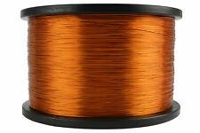 Temco Magnet Wire 26 Awg Gauge Enameled Copper 200c 5lb 6290ft Coil Winding