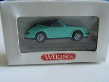 WIKING 165 01 PORSCHE CARRERA 4 Cabrio - OVP Sammlerstück