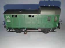 Trix Express 20/116 H0 Güterzug-begleitwagen DB mit Zugschluss   H0