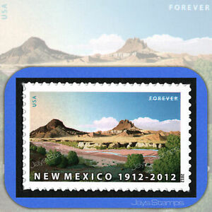 2012  NEW MEXICO STATEHOOD  Single  Individual  USPS Forever® Stamp  # 4591