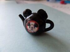 Mickey Hat Tea pot Dollhouse Miniature1:12- Gailslittlestuff