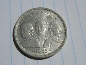 50 Xu South Viet Nam Coin 1953 (See Photos) # B302