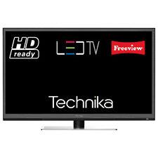 "Technika 24F22B-HD 24"" Slim Led Tv With Built In Freeview HD Ready Usb Port"