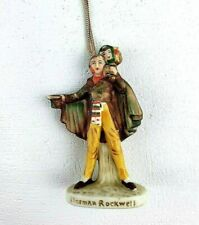 Tiny Tim Ornament by Norman Rockwell Gorham 1979