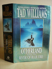 Otherland, River of Blue Fire by Tad Williams 1/1 HB Good Condition 1998