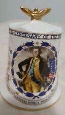 1776-1976 Aynsley Fine Bone China England Big Bell Bi-Centenary of Usa