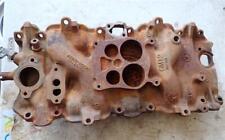 Oem Gm 364740 Intake Manifold Big Block Chevy 396 454 1970s Egr Smog Cast Iron