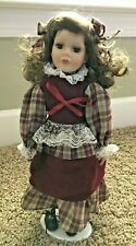 Vintage Cathay Collection Porcelain Doll Lena Limited Edition