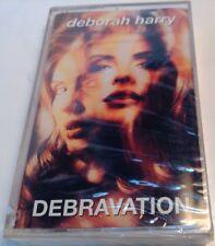 Debravation by Debbie Harry (Cassette, Aug-1993, Warner Bros.)  Usa 9-45303-4
