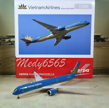 """Herpa Wings Vietnam """"New Color"""" Airbus A350XWB 1/200"""