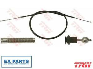 Cable, parking brake for SEAT VW TRW GCH1510