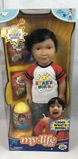 "My Life As RYAN'S WORLD 18"" Boy Doll With 7 Piece Mystery Surprise Egg Set Ryan"
