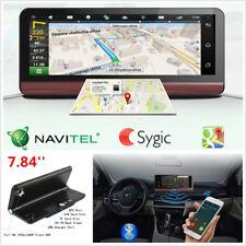 7.84'' 4G WiFi Car DVR Dash Camera GPS Nav Bluetooth ADAS Video Recorder US Map