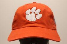 CLEMSON TIGERS - NCAA/FBS/ACC/FIESTA BOWL - ADJUSTABLE STRAPBACK BALL CAP HAT!