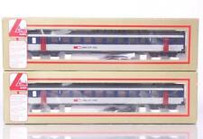 2x MINT LIMA 309272 HO - SWISS SBB CFF FFS LIVERY EW1 NPZ PASSENGER COACH SET