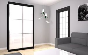 Sliding Door Wardrobe DEBORA