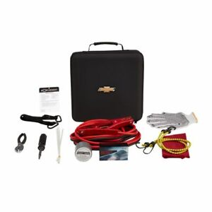 2016-2022 Chevrolet Roadside Emergency Highway Safety Kit 84134576 Genuine GM