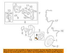 KIA OEM 09-16 Optima Brake-Front-Wheel Stud 5175207000