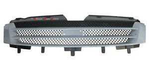 *NEW* TOP FRONT RADIATOR GRILLE for IVECO DAILY VAN & CAB CHASSIS 6/2006 - 2009