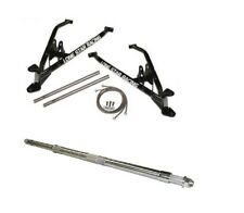 LSR LONESTAR RACING +3 A-ARMS + EXTENDED REAR AXLE POLARIS RZR 170