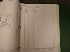 Timberjack 60 Series 360 460 560 660 & C D E Skidder Parts Catalog Manual Book