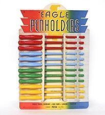 Eagle Pencil Company Pen Nib Holders Vintage Advertising Counter Display