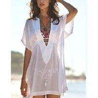 Womens Sexy Swimwear Beachwear Bikini Beach Cover Up Kaftan Ladies Summer Dress