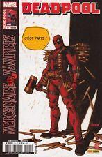 DEADPOOL N° 11 Marvel 2ème Série Panini comics