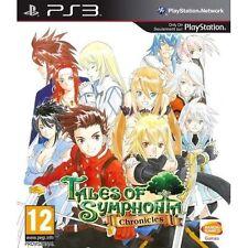 Tales of Symphonia Chronicles PS3 Playstation 3 ** kostenlos UK/ROI Porto!!! **