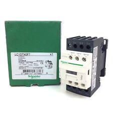 4-pole Contactor LC1DT40F7 Telemecanique 057769 110VAC 11kW LC1-DT40-F7