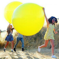 36 inch Huge Latex Balloon Ball Birthday Wedding Party Big Size Huge Balloon