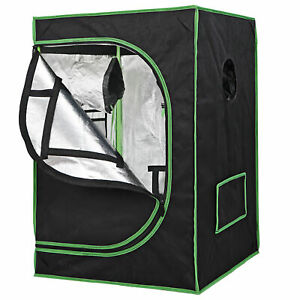 Reflective Mylar 100% Non Hydroponic Grow Tent Toxic Indoor Room with Window
