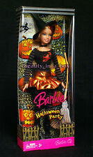 Halloween Party Barbie Doll Hip Modern Witch Rare K8896
