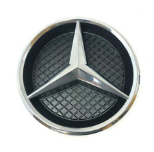 Oem 11-17 Mercedes-Benz Front Grille Star Emblem Logo & Housing A0008880060 7in