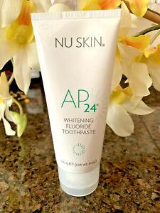 Nu skin nuskin AP-24 Whitening Fluoride Toothpaste 4.0oz - Exp 02/2023