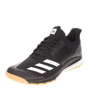 ADIDAS CRAZYFLIGHT BOUNCE 3 Sneakers Size 45 1/3 UK 10.5 US 12 Contrast Coated