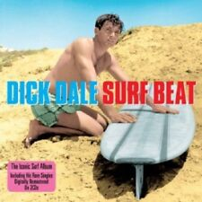 Dick Dale Surf Beat 2-CD NEW SEALED Surfers' Choice/Singles Ooh-Whee Marie+