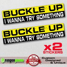 A LIFETIME Funny Bumper Sticker Vinyl Decal JDM Car JEEP racing drift offroad VW