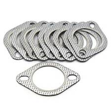 5Pcs 2.5' Inch 2 Bolt Exhaust Header Down Pipe Manifold Flange Gasket Downpipes