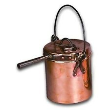 REVOLUTIONARY COPPER KETTLE/SKILLET CAMP SUPPLIES RENDEZVOUS REENACTOR