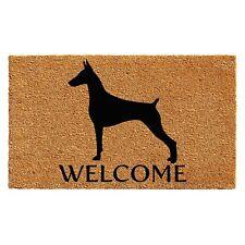"""Home More 102972436 Doberman Doormat 24"""" x 36"""""""