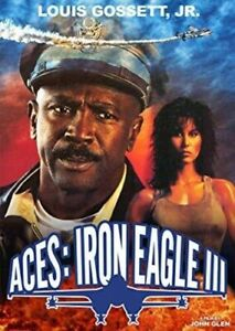 IRON EAGLE III: ACES (1992) NEW DVD