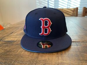 Boston Red Sox 1967 World Series New Era Fitted 7 3/4 Sky Blue Bottom