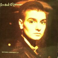 """SINEAD O´CONNOR-NOTHING COMPARES 2 U + JUMP IN THE RIVER MAXI SINGLE VINYL 12"""""""