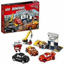 Lego Juniors Cars - Smokeys Garage (10743)