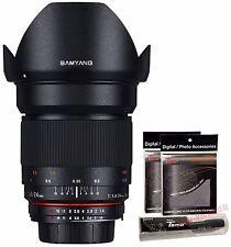 Samyang 24mm F1.4 ED AS UMC f/1.4 Wide Angle Lens for Sony E mount FE + GIFT