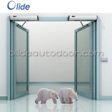 Olide Motorized Swing Door Opener / Operator, Automatic Double Swing Door Closer