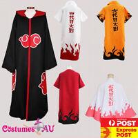Naruto Akatsuki Sasuke Uchiha Anime Costume Japanese Suits Anime Cloak Cosplay