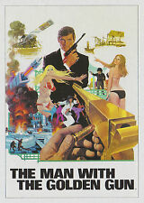 James Bond 007 Classics 2016 - The Man With The Golden Gun Single Trading Card